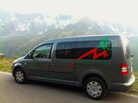 gavia stelvio mortirolo bus luggage service